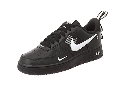 air force 1 homme noir,Nike AIR FORCE 1 07 Noir - Chaussures ...