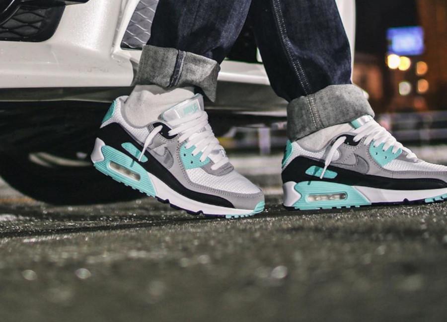 air max 90 femme turquoise,https www.lesitedelasneaker.com release ...